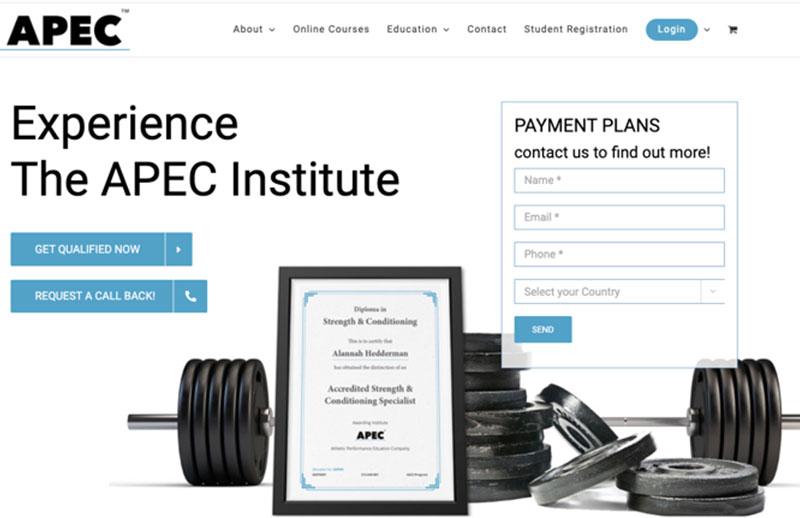 APEC Portfolio