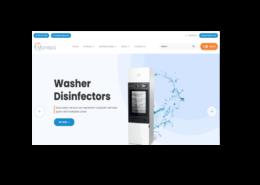 Manepa website homepage